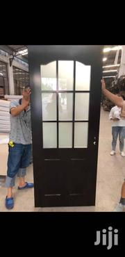 Wooden Glass MDF | Doors for sale in Lagos State, Orile