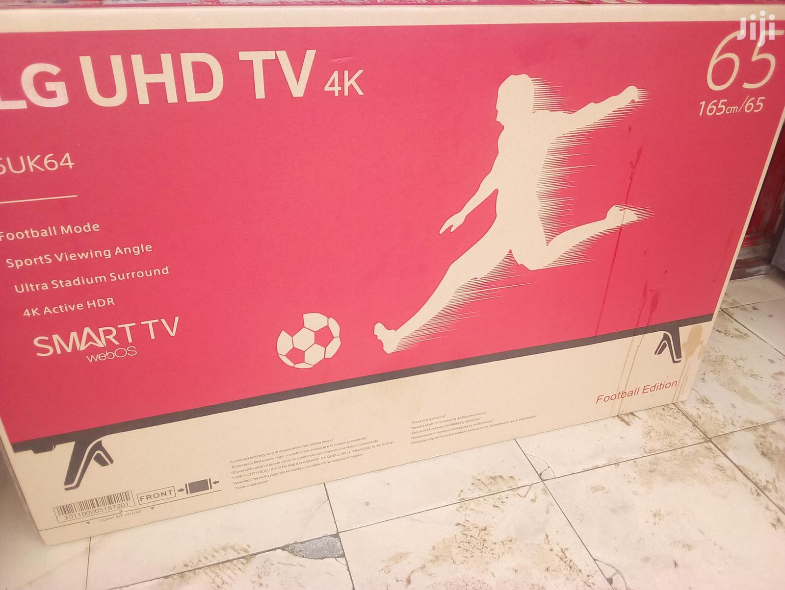 LG Uhd Hdmi Smart Led 4k Televisions 65 Inches