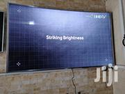Uk Used Curve Super Ultra HD Samsung Smart TV 65 Inches | TV & DVD Equipment for sale in Lagos State, Ikeja