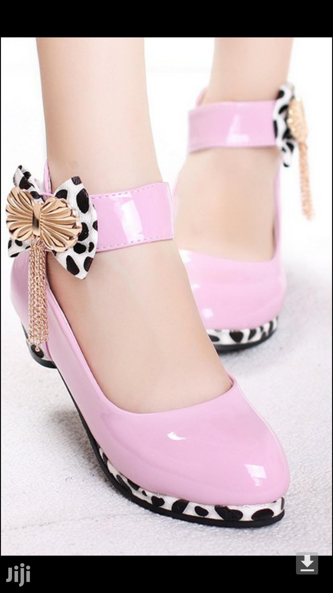 First Class Princess Shoe