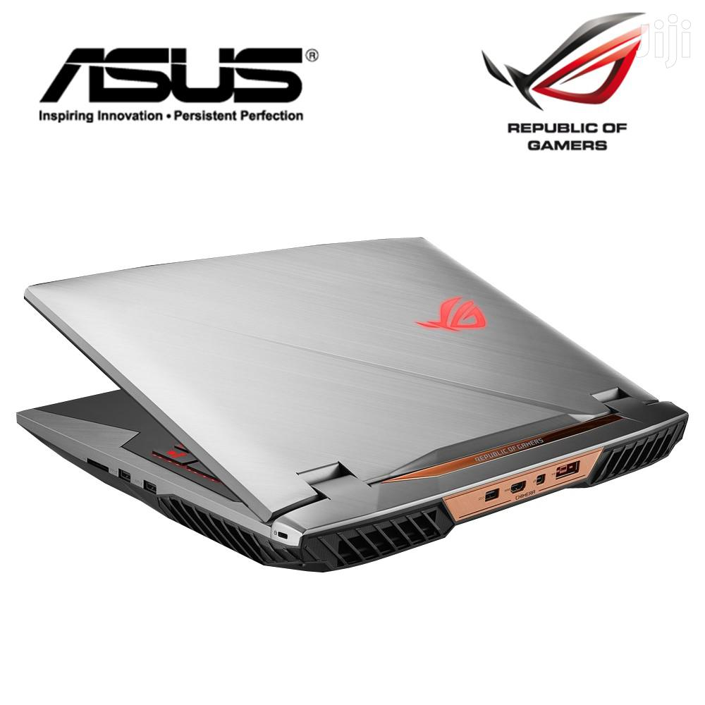 New Laptop Asus ROG G703 16GB Intel Core i7 SSD 1T | Laptops & Computers for sale in Ikeja, Lagos State, Nigeria