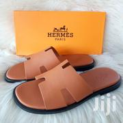 Hermes Men's Slippers Made in Paris   Shoes for sale in Lagos State, Lagos Island