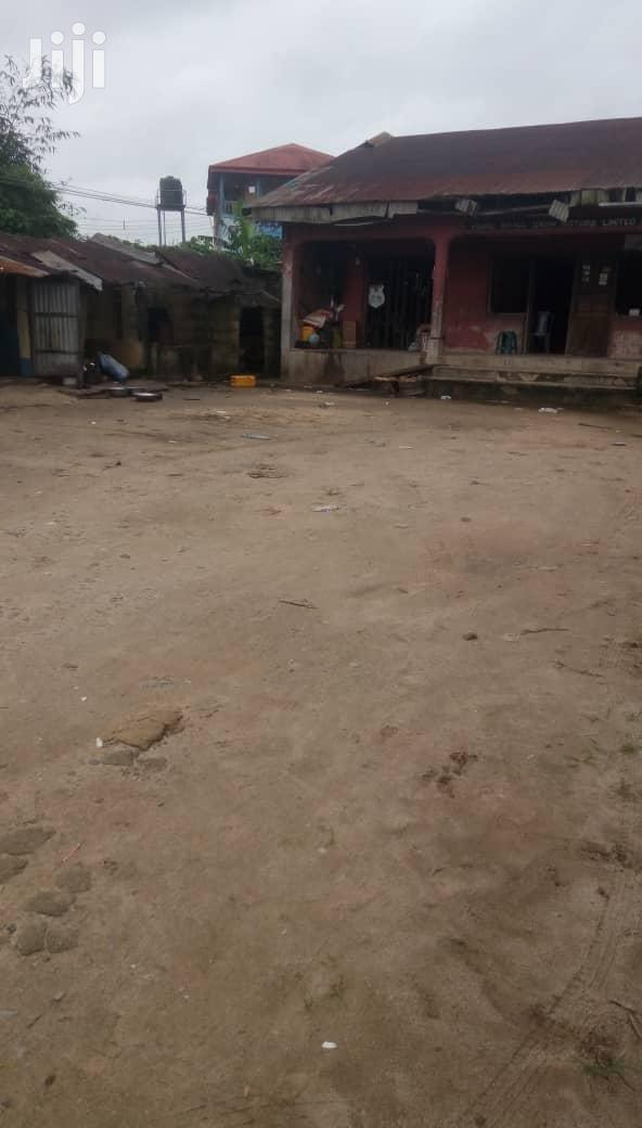 1192sqm Abak Rd Near Plaza, C Of O | Commercial Property For Sale for sale in Uyo, Akwa Ibom State, Nigeria