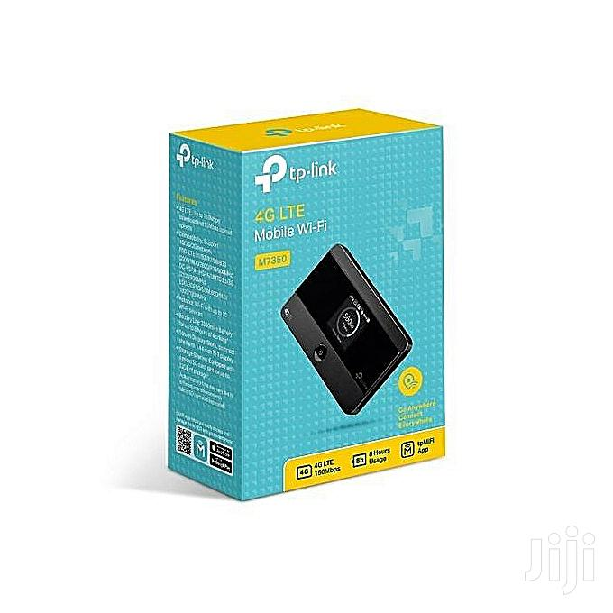 Tp-link M7350 4G LTE Mobile Wi-fi Router