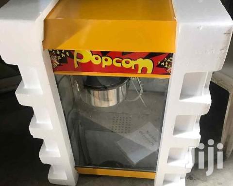 Archive: Pop Corn Machine