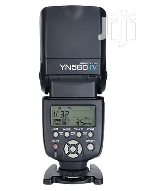 Yongnuo YN560 IV for Canon, Nikon, Olympus Etc,.   Photo & Video Cameras for sale in Lagos State, Ikeja