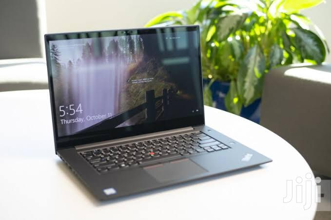 Lenovo Thinkpad X1 Extreme 15.6'' 1T i7 32Ram | Laptops & Computers for sale in Ikeja, Lagos State, Nigeria