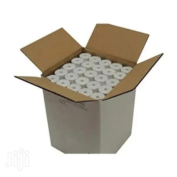 Pos Thermal Paper - 100 Rolls - 57 X 50mm