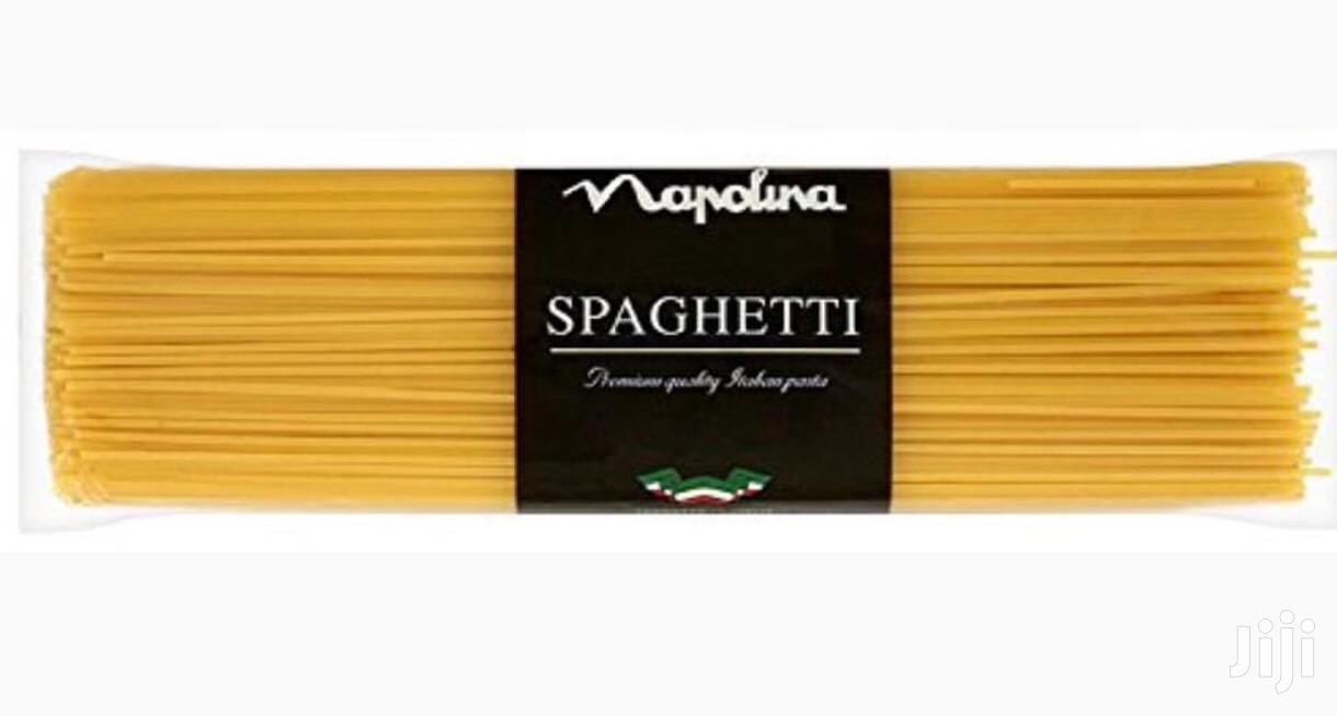 Archive: Napolina Spaghetti 12x500g