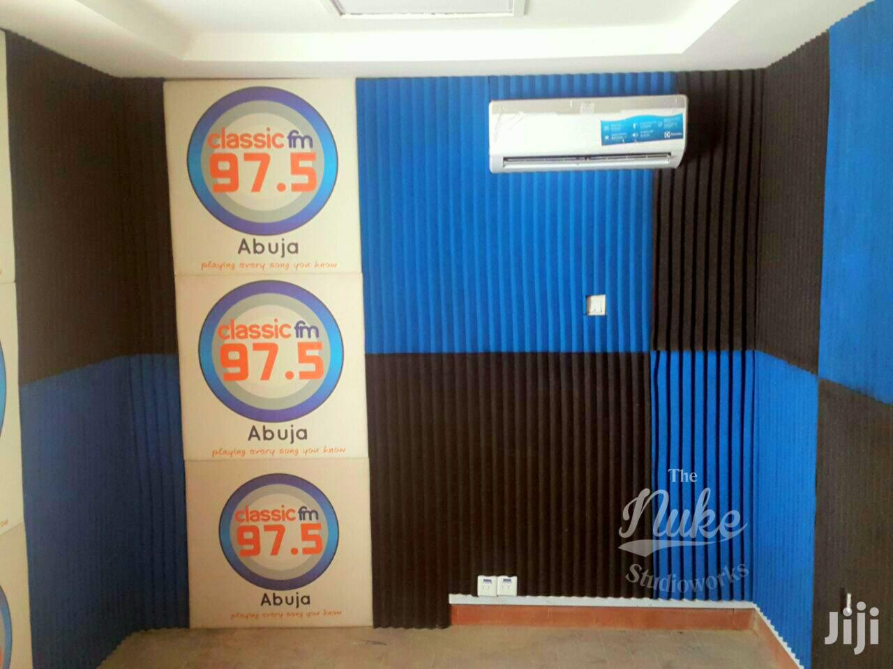 Studio Acoustic/Soundproof Foams | Building Materials for sale in Magodo, Lagos State, Nigeria