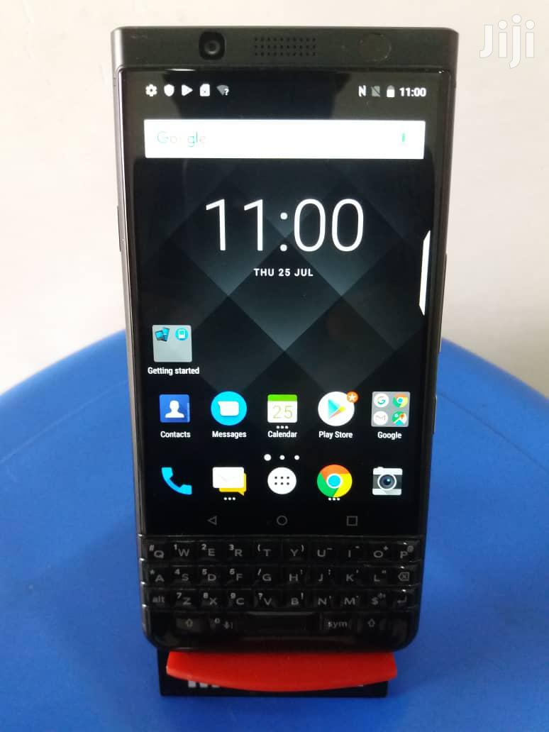 BlackBerry KEYone 64 GB Black | Mobile Phones for sale in Ikeja, Lagos State, Nigeria