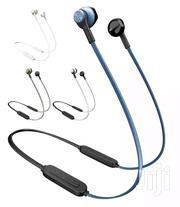 Yoobao Yb-503 Neckband Earphone In Ear Headphones Button Controls | Headphones for sale in Lagos State, Ikeja