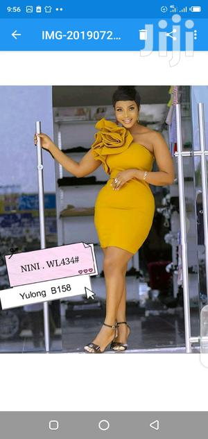 New Cute Armless Mini Dress | Clothing for sale in Lagos State, Ikeja