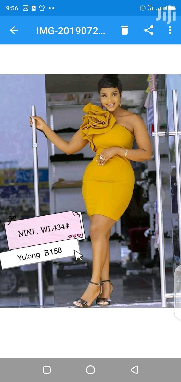 New Cute Armless Mini Dress