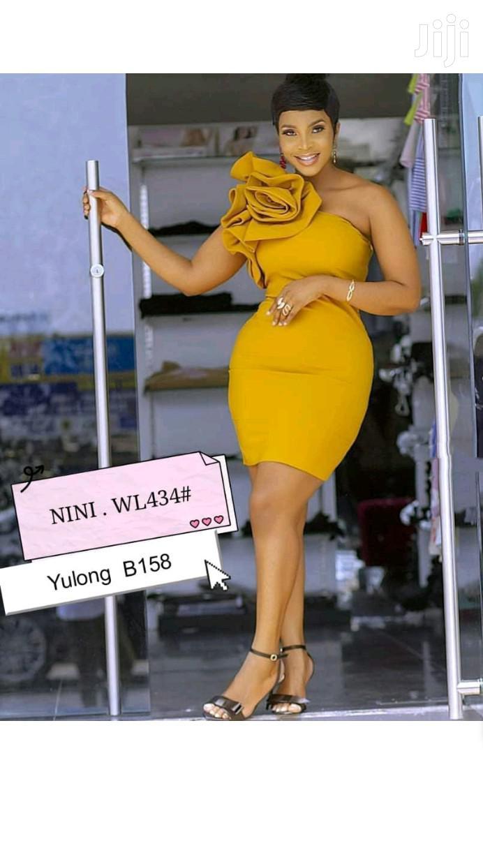 New Cute Armless Mini Dress | Clothing for sale in Ikeja, Lagos State, Nigeria