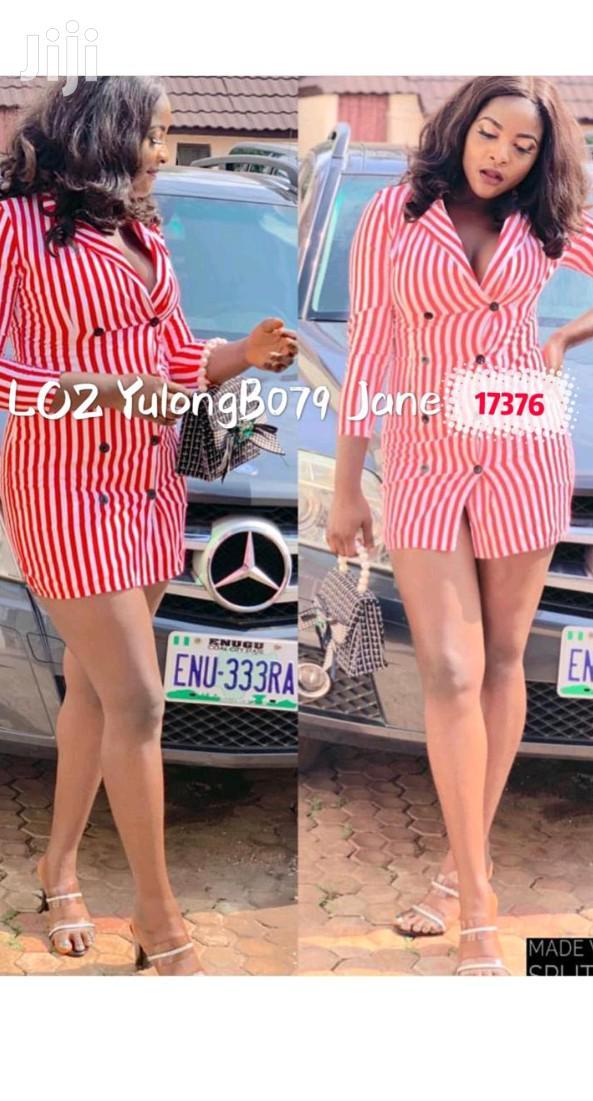 New Blazer Mini Dress   Clothing for sale in Ikeja, Lagos State, Nigeria