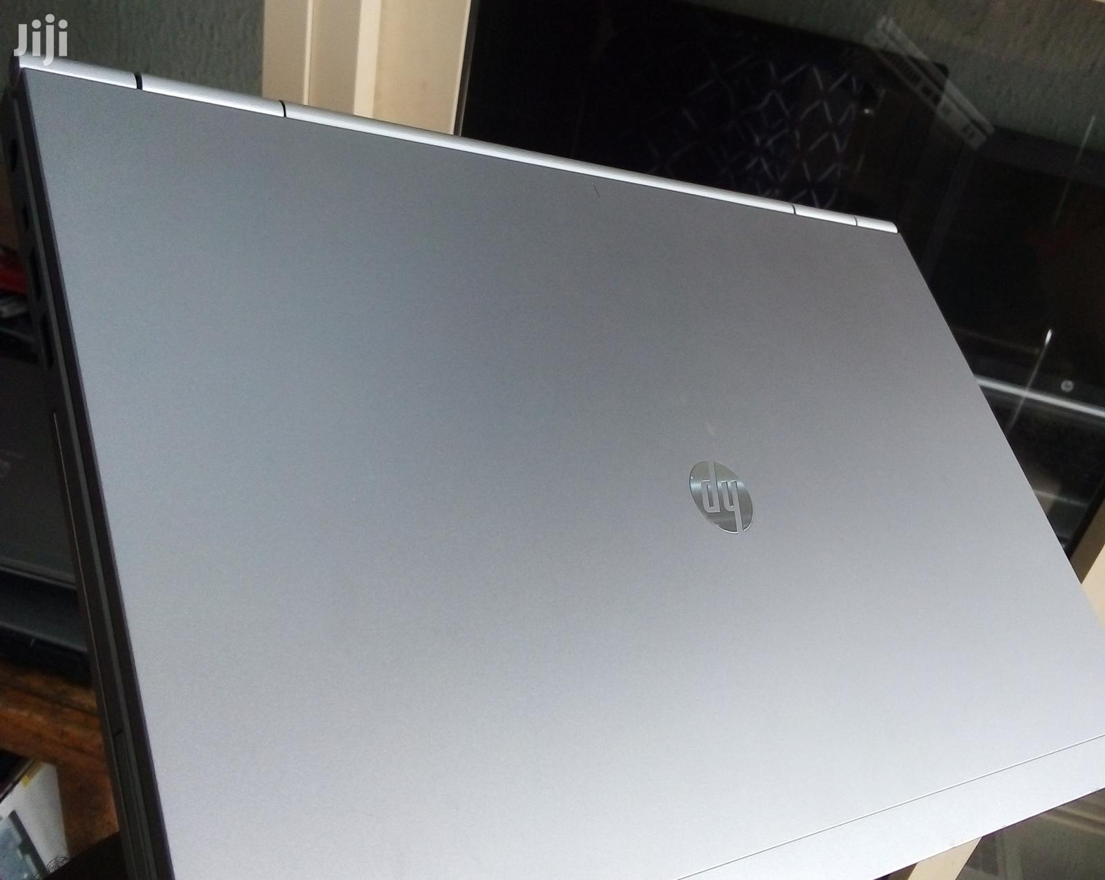 Laptop HP EliteBook 8460P 4GB Intel Core I5 HDD 320GB | Laptops & Computers for sale in Ikeja, Lagos State, Nigeria