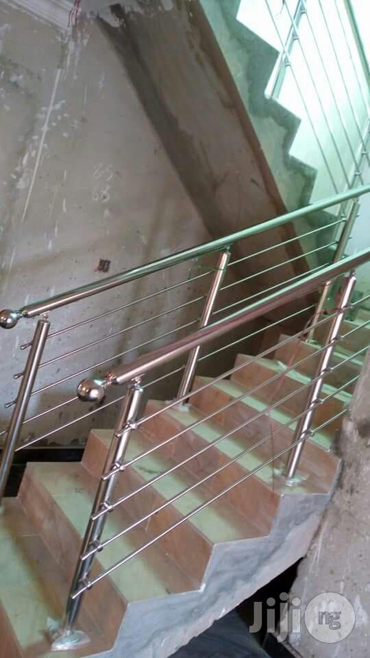 Yusco Stainless Steel Hand Rails