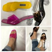 Glass Heel Slippers 41 | Shoes for sale in Lagos State, Lagos Island