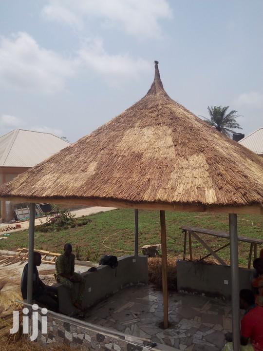 Archive: Affordable Gazebo Tatched Hut.