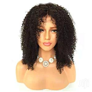 Center Part Closure Curl Wig   Hair Beauty for sale in Lagos State, Ikoyi