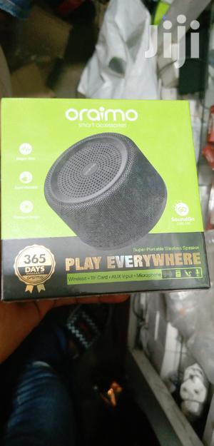 Oraimo Speaker   Audio & Music Equipment for sale in Lagos State, Ikeja