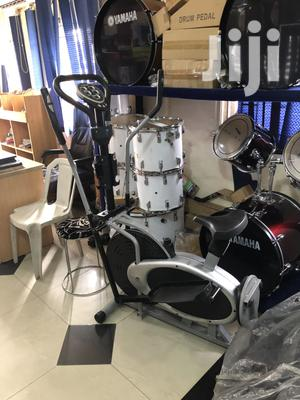Exercise Bike With Dumbbell | Sports Equipment for sale in Lagos State, Badagry