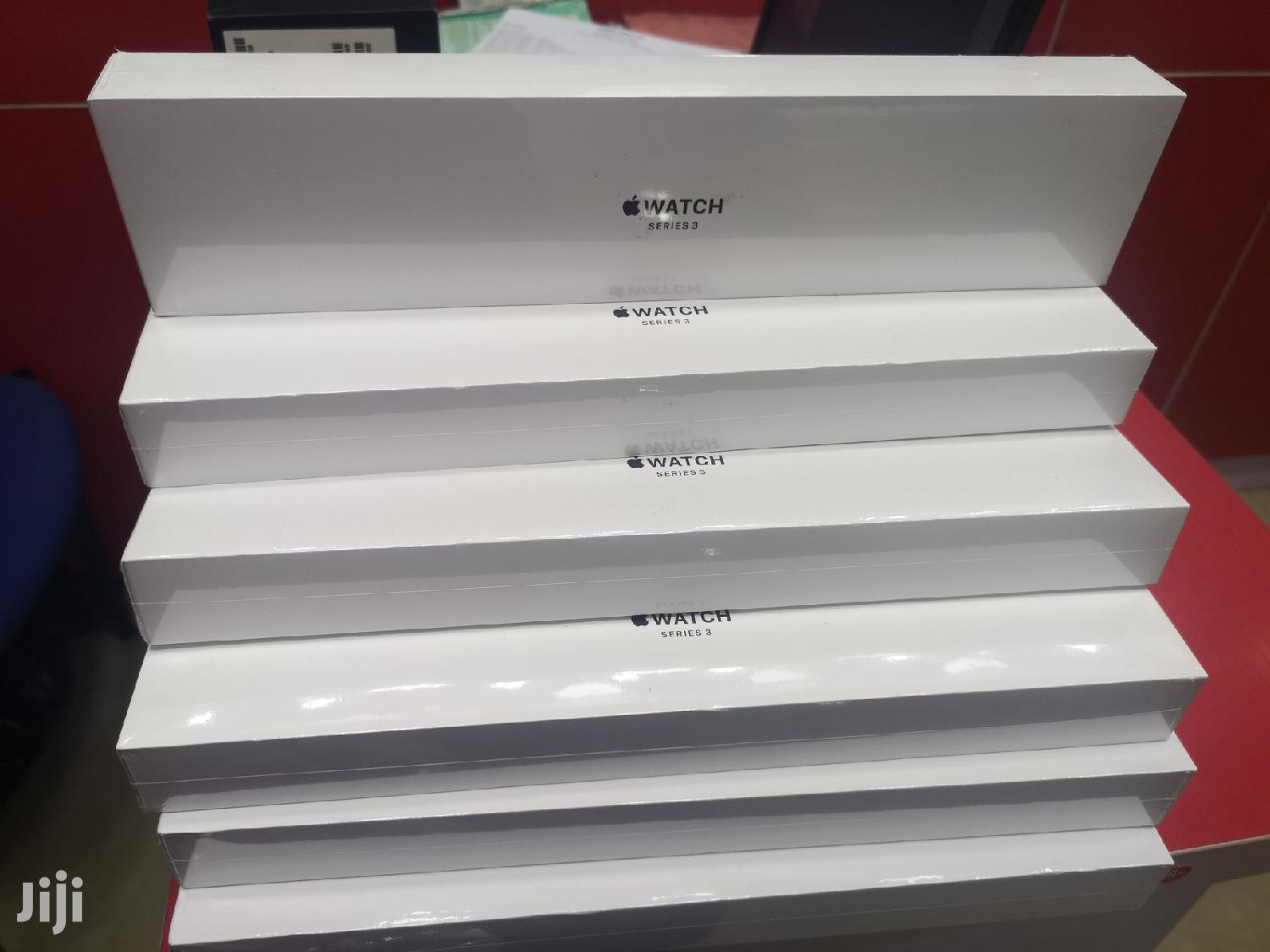 New Apple Watch Series 3 38mm Gprs   Smart Watches & Trackers for sale in Ikeja, Lagos State, Nigeria