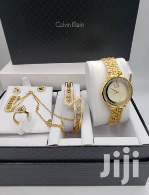 Calvin Klein (CK) Gold Seth Watch for Women's | Watches for sale in Lagos State, Lagos Island (Eko)