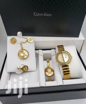 Calvin Klein Gold Seth Watch for Women's | Watches for sale in Lagos State, Lagos Island (Eko)