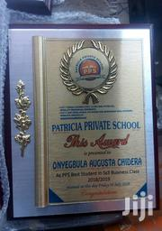 Presentable Wooden Award   Arts & Crafts for sale in Abuja (FCT) State, Asokoro