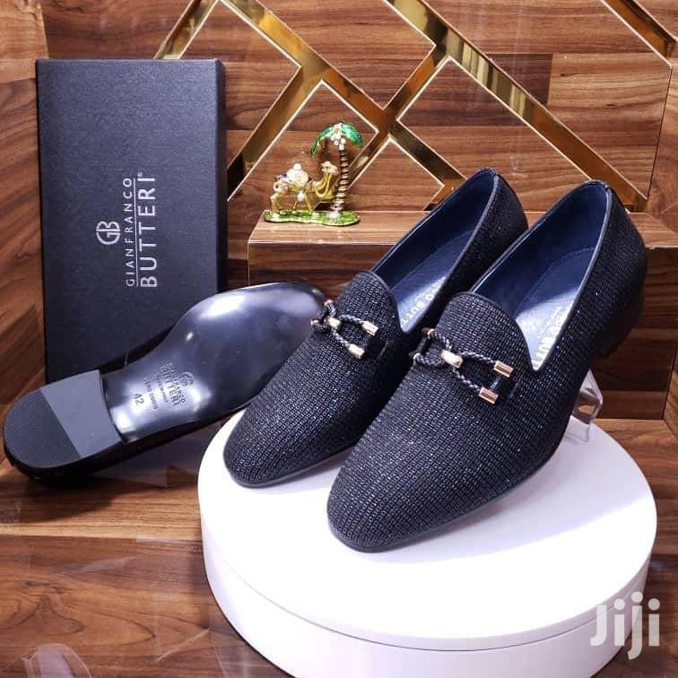 Italian Gianfranco Butteri Pure Leather Men's Shoes | Shoes for sale in Lagos Island (Eko), Lagos State, Nigeria