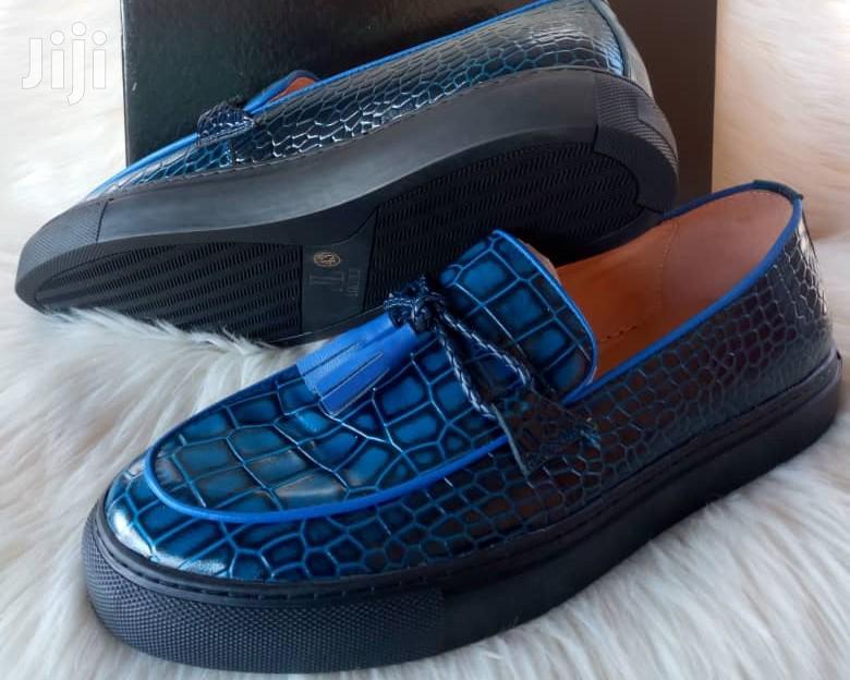 Italian Loriblu Men's Quality Pure Leather Shoes | Shoes for sale in Lagos Island (Eko), Lagos State, Nigeria