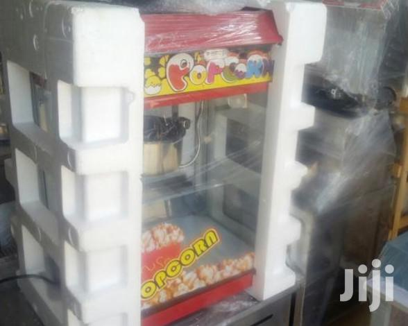 Assorted Commercial Pop Corn And Professional Kitchen Equipments