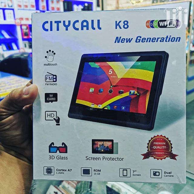 Citycall K8 Android Tablet For Kids
