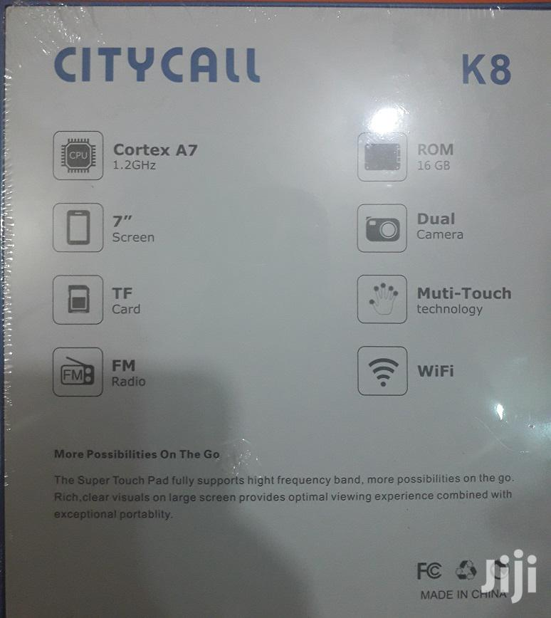 Citycall K8 Android Tablet For Kids | Toys for sale in Ikeja, Lagos State, Nigeria