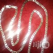Solid ITALY 925 Silver Necklace Senior Belt Design | Jewelry for sale in Lagos State, Lagos Island