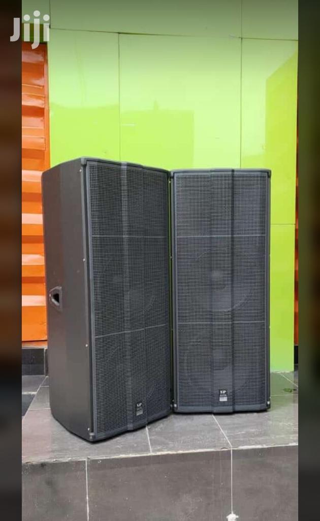 Sound Prince Double Full Range Speaker