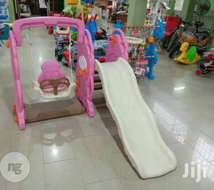 3 in 1 Children Swing, Slide and Basketball   Toys for sale in Lagos State, Ikeja