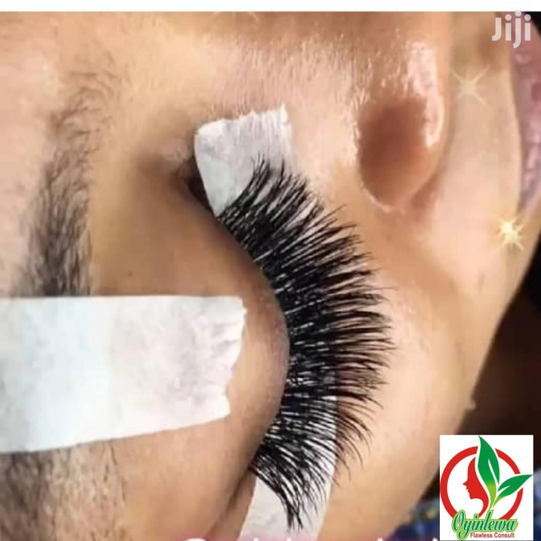 Oyinlewa Semi-permanent LASH Extension Courses | Classes & Courses for sale in Badagry, Lagos State, Nigeria