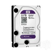 Western Digital Purple 2TB Surveillance Hard Drive   Computer Hardware for sale in Lagos State, Ikeja