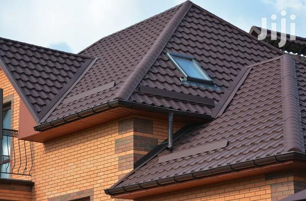 50 Years Warantee Classic Waji Nig Ltd Stone Coated Roof