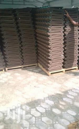 Quality Milano 50 Years Warantee Waji Nig Ltd Stone Coated Roof   Building Materials for sale in Lagos State, Oshodi