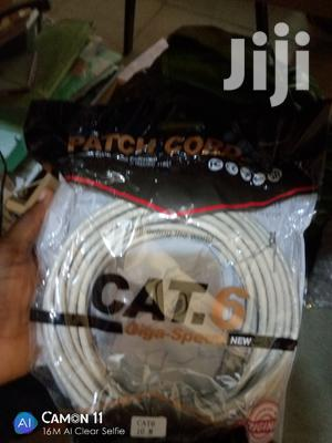 Patch Cables (Patch Cord) | Accessories & Supplies for Electronics for sale in Lagos State, Ikeja