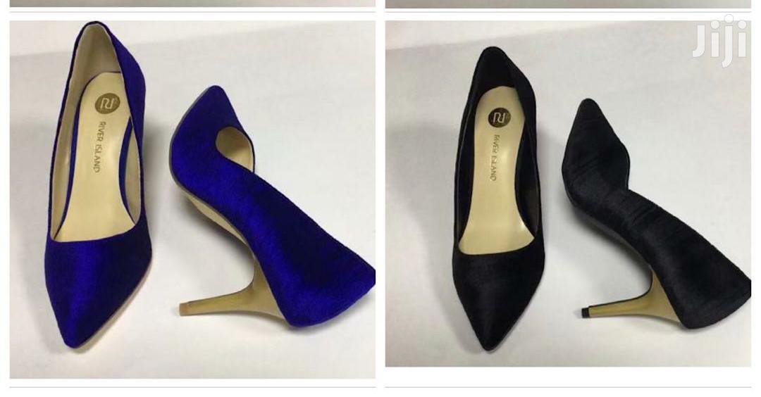 Archive: River Island Court Shoe
