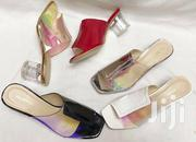 Glass Heel Slippers | Shoes for sale in Lagos State, Lagos Island