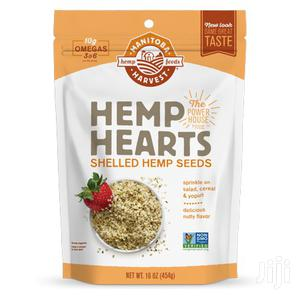 Hemp Heart Seeds 1 Lb (454g) | Vitamins & Supplements for sale in Lagos State
