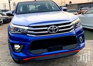New Toyota Hilux 2019 SR5+ 4x4 Blue | Cars for sale in Lagos State, Lekki