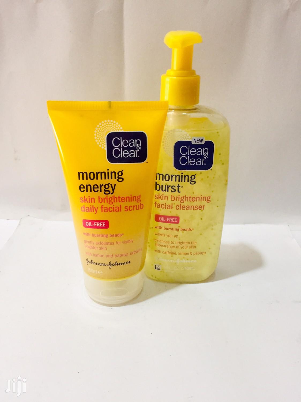 Clean Clear Facials Scrub/ Face Wash | Skin Care for sale in Ikoyi, Lagos State, Nigeria