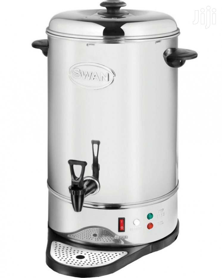 Swan Stainless Steel Professional Catering Water Urn 20L